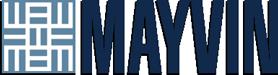 Mayvin Logo